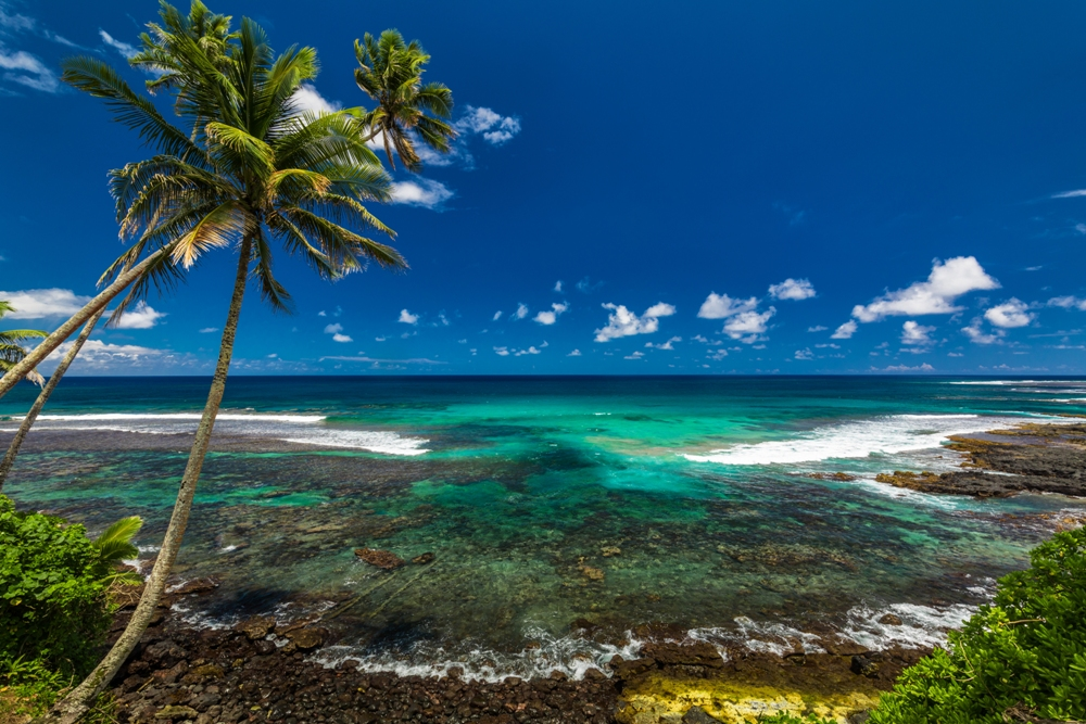 Cruising the South Pacific: Hawaii and Port Moresby