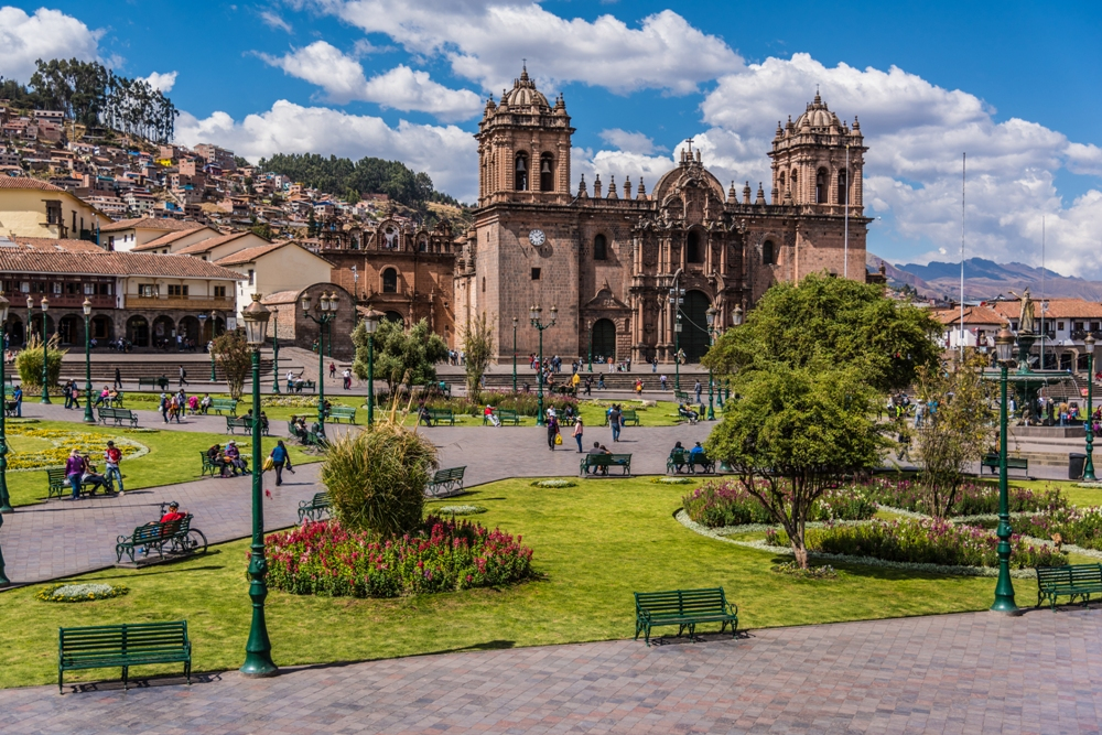 Cusco – Capital of the Incan Empire