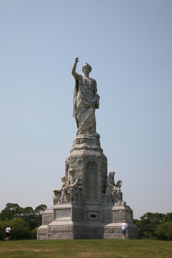 National Monument to the Forefathers – Pilgrim Monument – Plymouth, Massachusetts