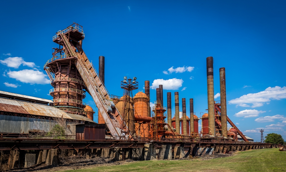 Sloss Furnaces – Birmingham, Alabama