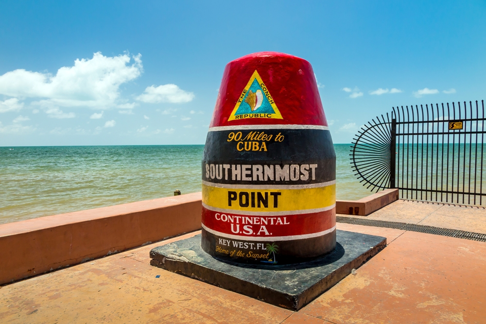 Southernmost Point – Key West, Florida