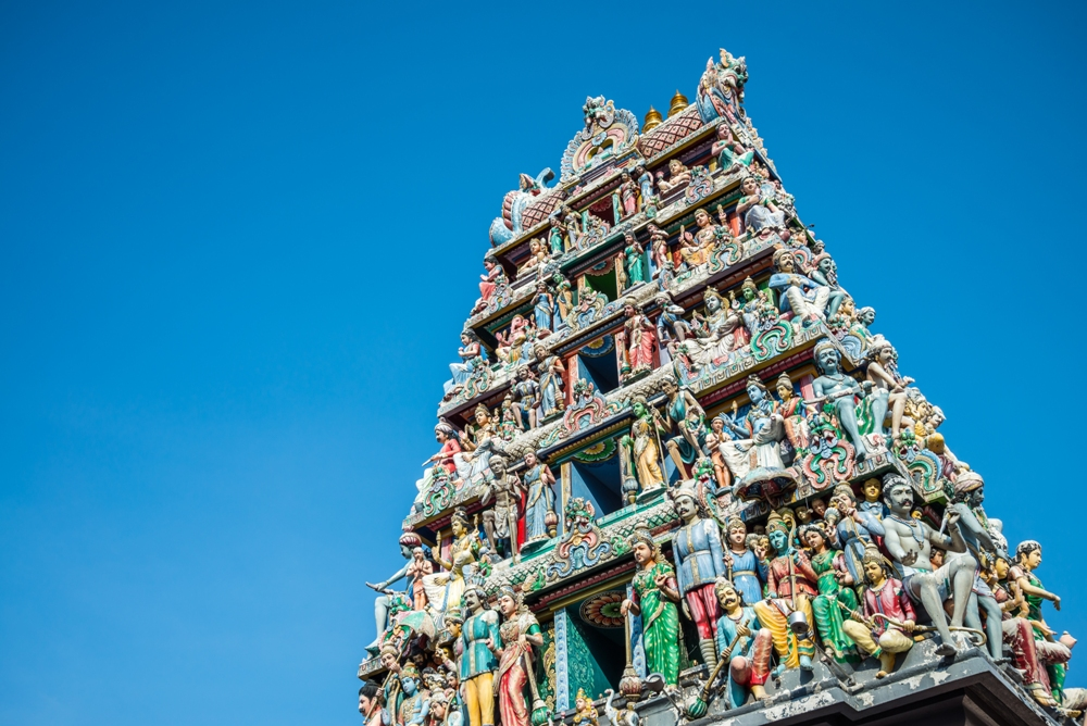 Sri Mariamman Temple – Chinatown, Singapore