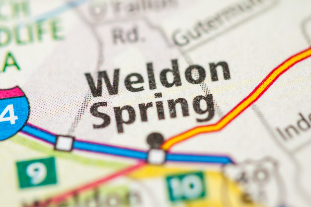 Weldon Spring Disposal Project – Weldon Spring, Missouri