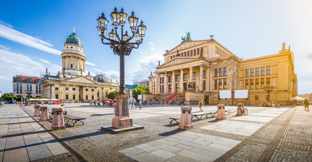 Berlin, Germany: A City of History and Present-Day Beauty