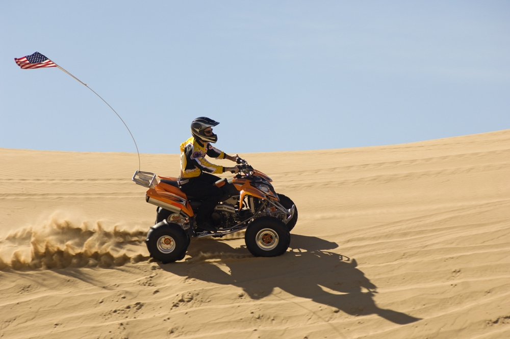 The Best Sand Dunes for Riding in the US