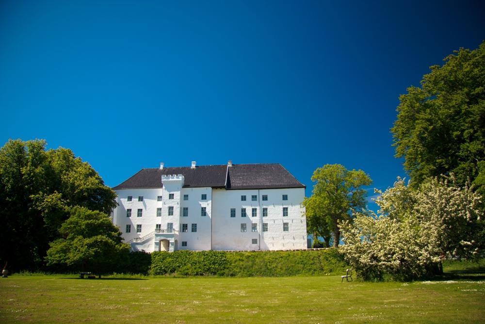 Dragsholm Castle of Zealand Denmark