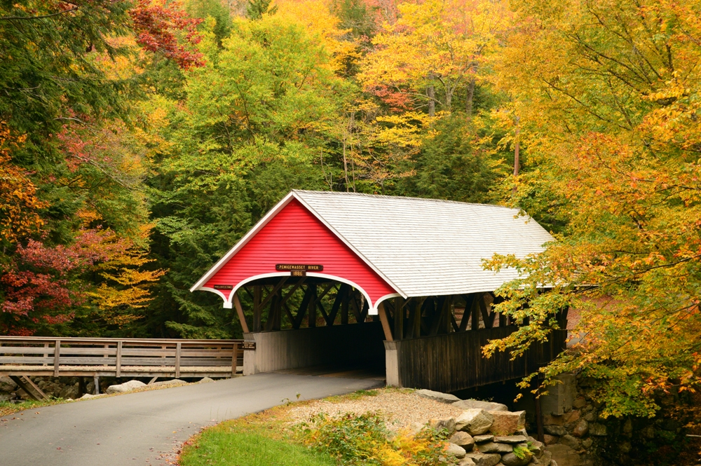 Franconia Notch State Park – New Hampshire