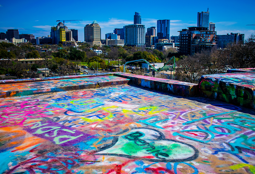 Graffiti & Street Art Museum of Texas
