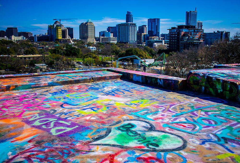 Graffiti & Street Art Museum of Texas