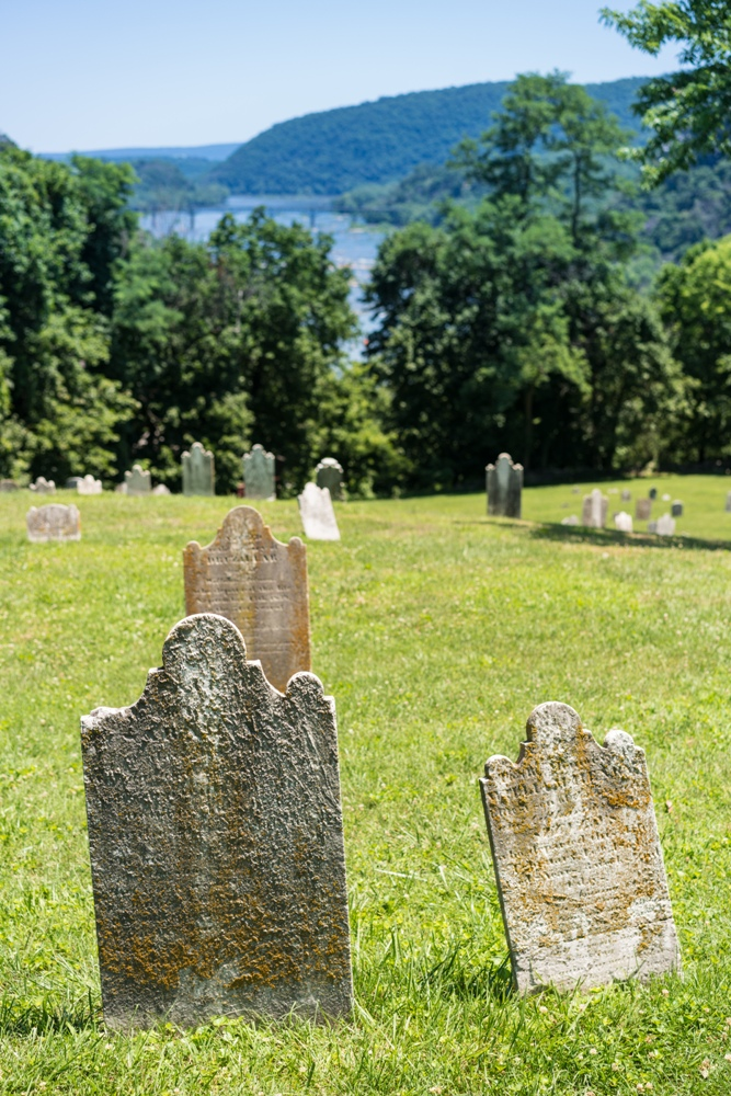 Hatfield Cemetery – Sarah Ann, West Virginia