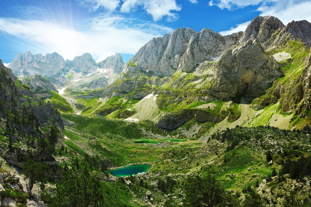 Hiking the Albanian Alps – The Valbona Trail to Thethi