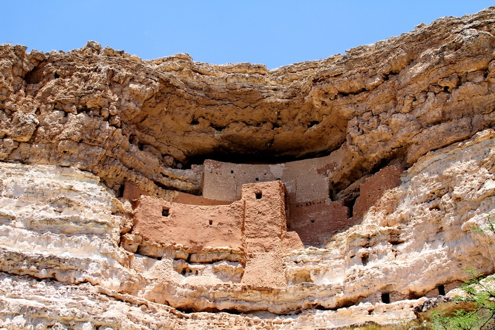 Montezuma Castle – Camp Verde, Arizona