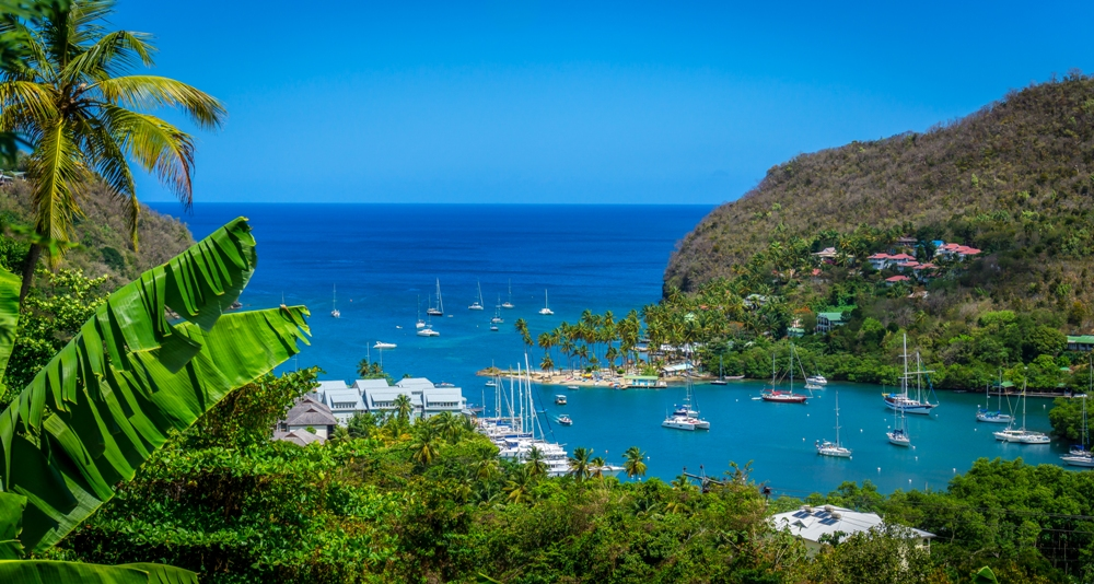 The Island of St. Lucia – A Caribbean Paradise