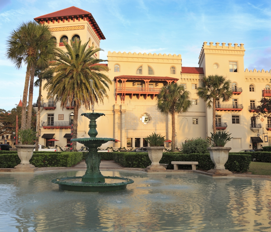 The History of the Casa Monica Hotel – St Augustine, Florida