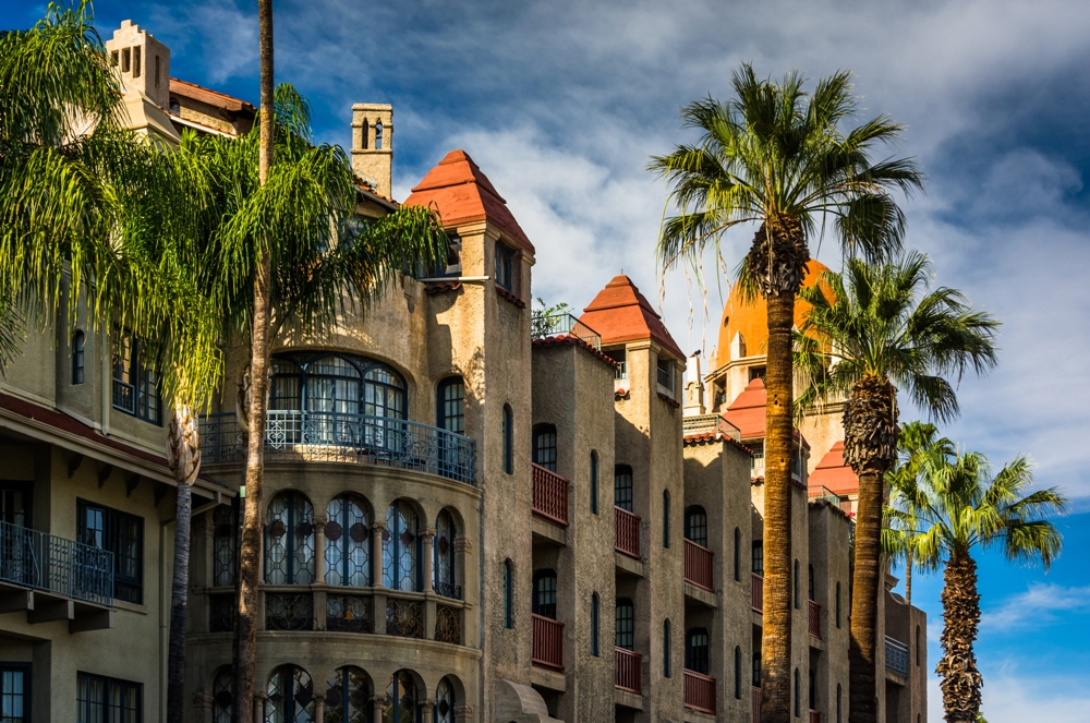 The Mission Inn of Newport Beach, California